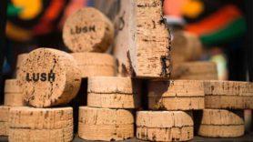 Lush news as natural beauty retailer's cork packaging 'carbon neutral'