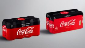 Coca-Cola scraps plastic packaging for multipacks