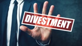 Investors plan to triple fossil fuel divestment rates over the next decade
