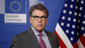 US Energy Secretary Rick Perry resigns