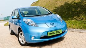 Government plans green number plates for electric vehicles