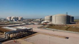 Britain's Grain LNG terminal sets European record for gas exports