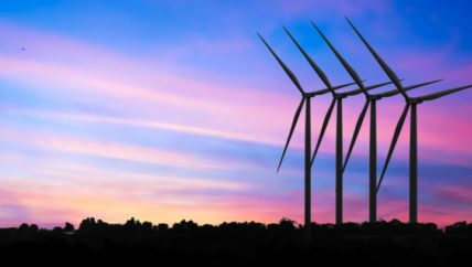 UK hits renewable energy record as wind shatters 16GW threshold