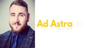 Energy recruitment expert aims for the stars